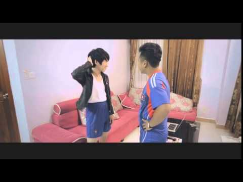 Nisai   Noly Time   Lyric   Full MV   noly time new song 2015
