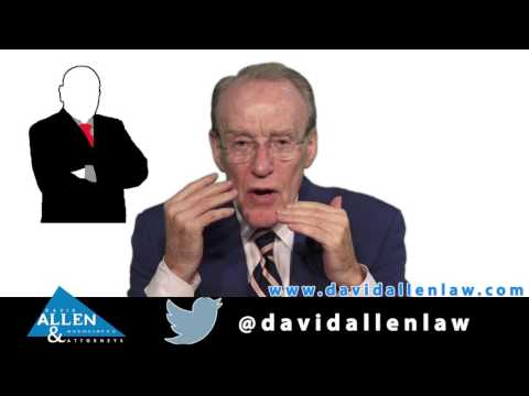 David Allen Legal Tuesday: Sleepiness and Assistance of Counsel