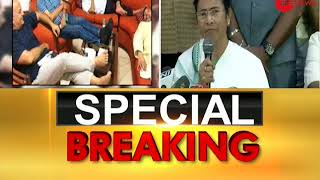 mamata extends support to kejriwal asks pm modi to intervene and solve the matter