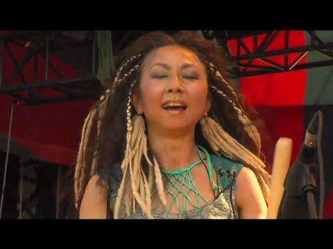 Gocoo - Daichi No Kioku - Sziget 2012