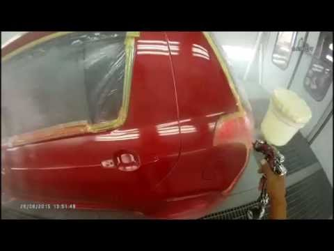 Suzuki Swift repair paint.SATAjet3000B RP&iwata.WS400SupernovaPPG(有)愛新車体.jpPresents