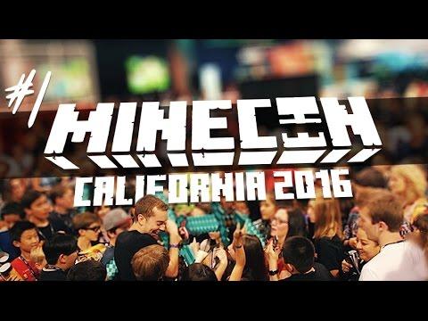 WAY TOO MUCH FUN! - MineCon 2016 (Part #1)