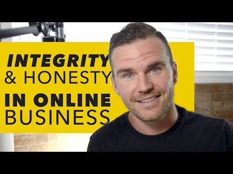 Honesty & Integrity in Online Business: Is it possible?