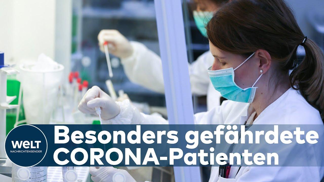 CORONA–STUDIE: Wer diese Blutgruppe hat, sollte bei Covid-19-Infektionen sehr vorsichtig sein
