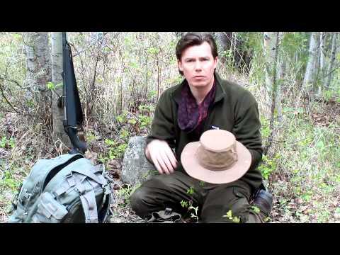 Tilley hat T3 - YouTube d595a56830b