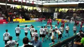 WM Eröffnung Floorball 2011