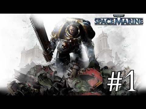 Warhammer space marine let's play FR...