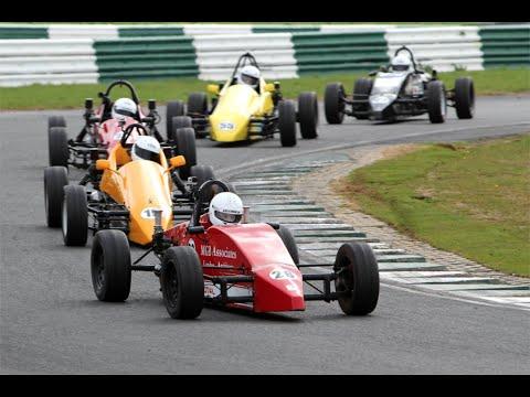 Irish Formula Vee 2015 Round 3 - 'B & C Race' Mondello Park