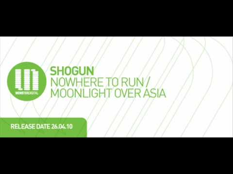 Shogun - Moonlight Over Asia