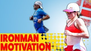 Pro triathletes Daniela Ryf, Patrick Lange, Lucy Charles and others...