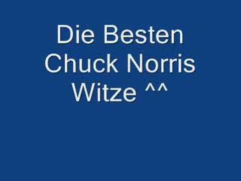chuck norris die besten witze youtube. Black Bedroom Furniture Sets. Home Design Ideas