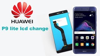 Huawei P9 Lite Lcd Screen Replacement Full Video Youtube