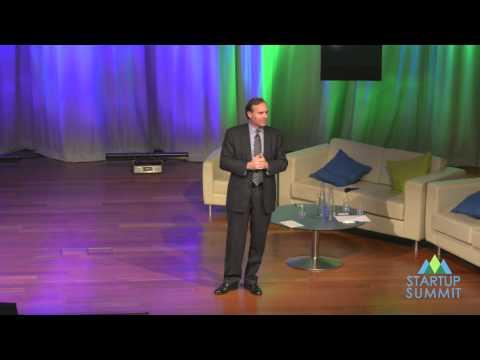 Startup Summit, Eric McAfee