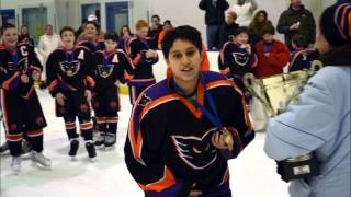 Delco Phantoms Fire and Ice Tournament 2014