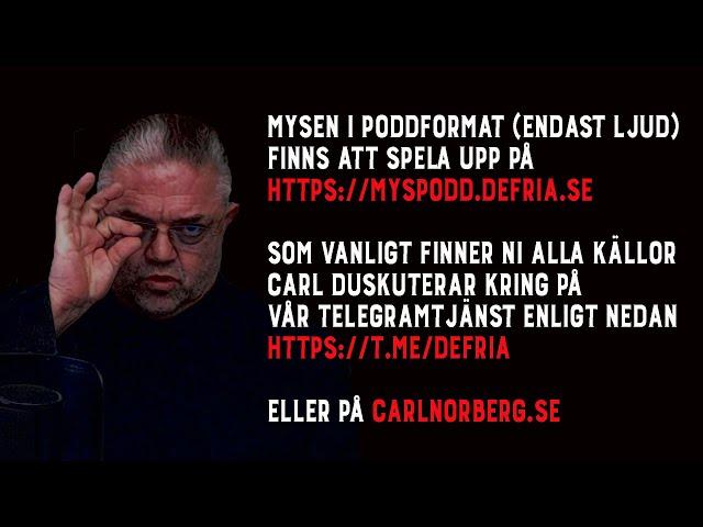 Genom nålsögat - Carl Norberg 2021-03-31