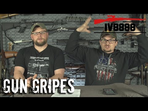 "Gun Gripes #183: ""URGENT! Oppose HR8 & HR1112 NOW!"""