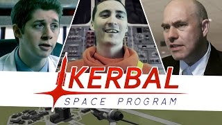 Kerbal Space Program: Final Flight (With Scott Manley)