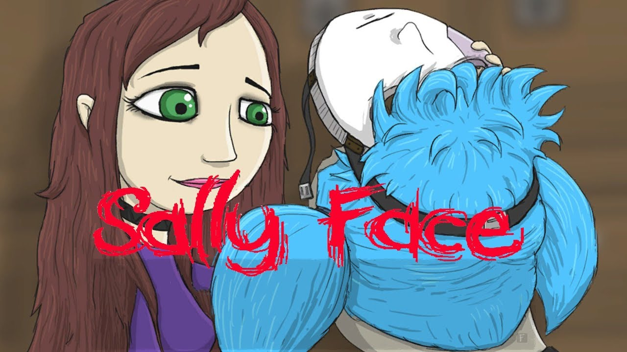 Sally Face   Episode 3   SAW THAT COMING... - YouTube