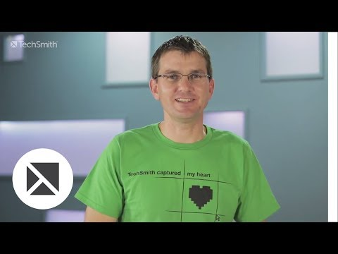 During your screencast recording best practices with TechSmith