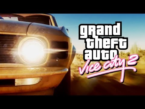 GTA 6 - Vice City 2 Trailer (FAKE)
