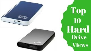 Best Hard Drives - Top  10 Hard Drive for 2017