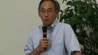 Frontiers in Laser Cooling, Single-Molecule Biophysics and Energy Science: Steve Chu