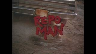 REPO MAN (Official MASTERS OF CINEMA TRAILER)