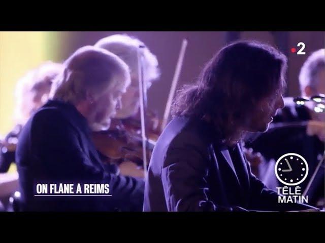 Flaneries Musicales de Reims - L'ORCW sur France Télévision
