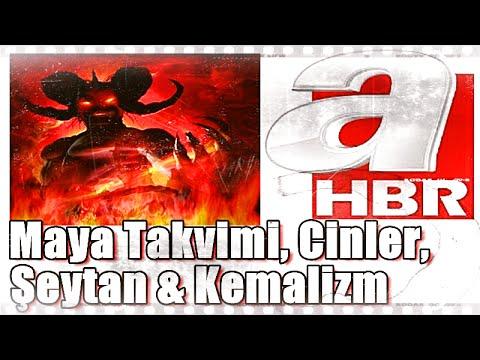 Maya Takvimi, Cinler, Şeytan ve Kemalizm - Üstad Kadir Mısıroğlu, 21.12.2012