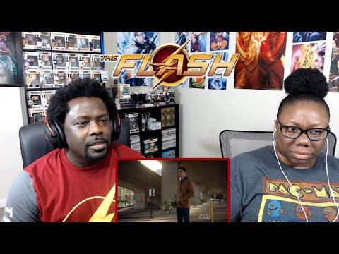 The Flash 6x13 REACTION/DISCUSSION!! {Grodd Friended Me}