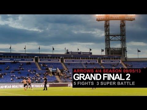 Arrows Grand Final event repley part 2