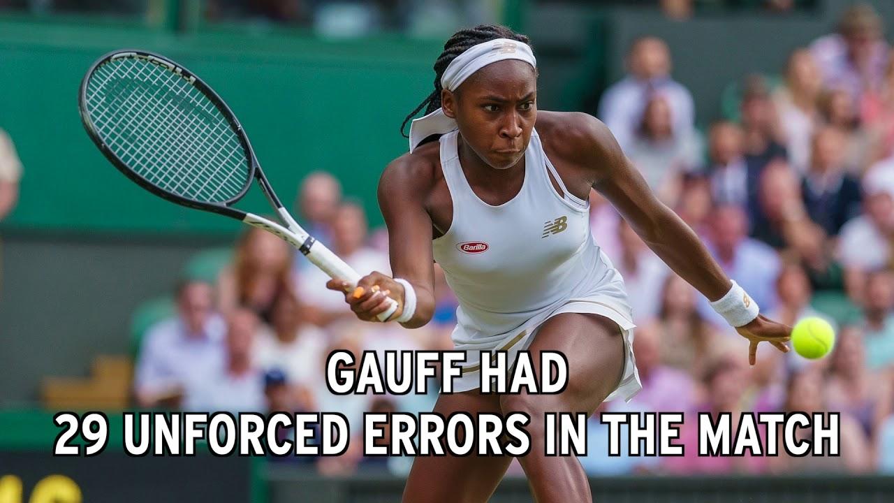 Cori 'Coco' Gauff's magical Wimbledon run comes to end with loss to Simona Halep