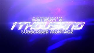 Astroh - 1,000 Subscriber Destiny Montage by Maruso