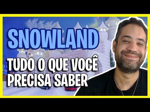 SNOWLAND GRAMADO RS! O PARQUE DE NEVE DE GRAMADO! GUIA COMPLETO!