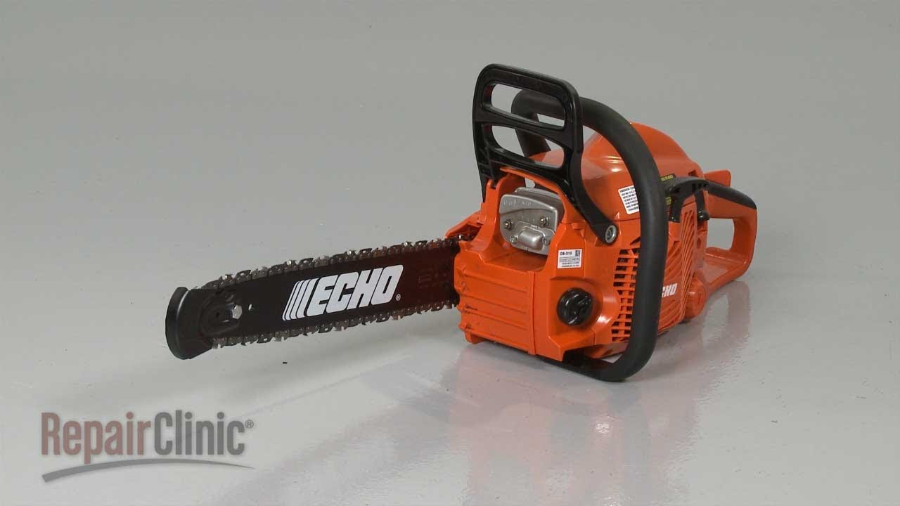 Echo chainsaw disassembly chainsaw repair help youtube greentooth