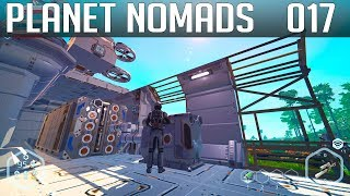 PLANET NOMADS #017 | 3d Drucker für Anfänger | Gameplay German Deutsch thumbnail