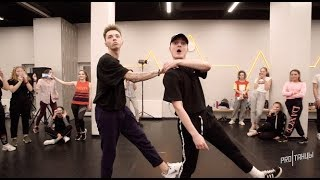 Basshunter — Now You're Gone | Choreography by Aleksey Letuchiy & German Ramazanov