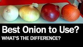 Onions - What's the Difference?