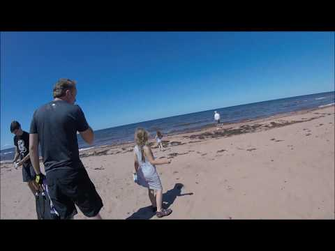 Voyage à vélo 2017 - L'île du Prince Édouard et les îles de la Madeleine