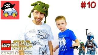 - 10 БОЙ ДЖЕДАЕВ. Lego Star Wars The Complete Saga. Призрачная угроза Жестянка