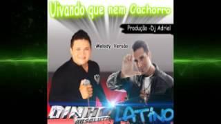 UIVANDO QUE NEM CACHORRO-versão  DINHO ABSOLUTO --PRODUÇÃO DJ ADRIEL