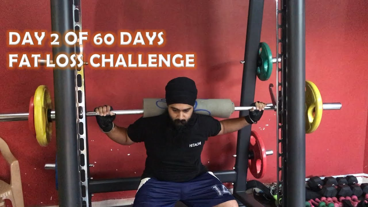Day 2 Of 60 60 Days Fat And Weight Loss Challenge Fat To Fit Healthy Living