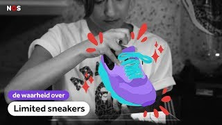 Video SNEAKERS VAN 2000 EURO??? | DE WAARHEID OVER LIMITED SNEAKERS download MP3, 3GP, MP4, WEBM, AVI, FLV Oktober 2018