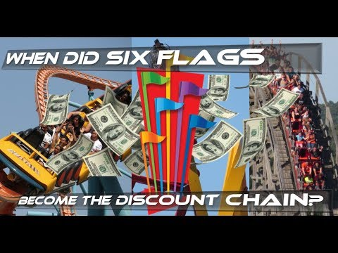 When Did Six Flags Become The Discount Chain?