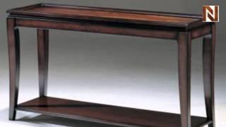 Mandarin Sofa Table 819-03 By Fairmont Designs