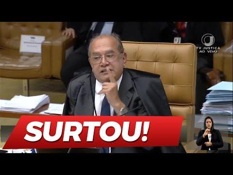ABSURDO: Gilmar Mendes OFENDE procuradores do MPF!