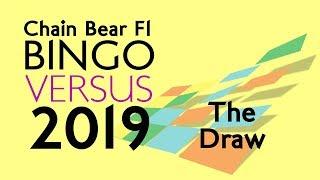 F1 Bingo Versus 2019 - The Draw thumbnail
