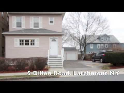 5 Dillon Road, Larchmont NY 10538 Larchmont Multi Family Home For Sale