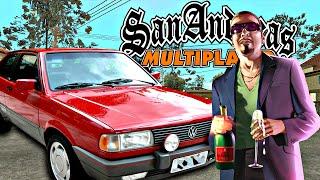 GTA San Andreas: Vida Real - volkswagen Gol GTS #33