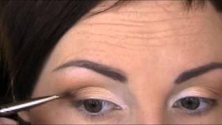 Урок макияжа с палеткой Atelier №1